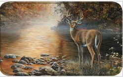 Deer Scene Memory Foam Mat
