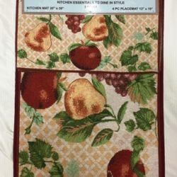 Fruit 5 Pc Set