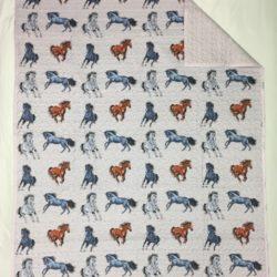 Horse Throw 63011