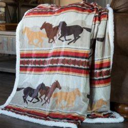Wrangler Running Horse Country