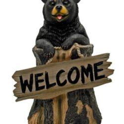HD45469 Deep Woods Welcome