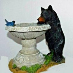 black bear bird feeder mr53344